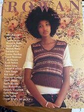 Rowan Knitting and Crochet Magazine 38 - Autumn 2005 - New
