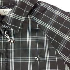 Brand New Arnie Arnold Palmer Member Plaid Jacket Black Size M $99 value