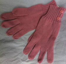 Women Rose Pink Warm Winter Gloves Warming Trends Joe Boxer New - Christmas Gift