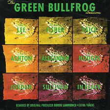 THE GREEN BULLFROG SESSIONS CD 1991 UK Import RARE Rainbow Deep Purple Like New