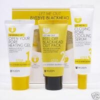 MIZON Let Me Out Bye Bye Blackhead 3-Step Kit