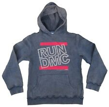 Amplified RUN DMC strass Hip Rock Star Sweat à capuche pull pullover à XL