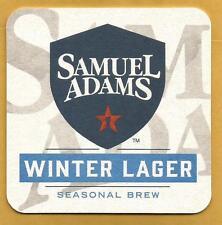 16 Samuel Adams Winter Lager Seasonal Brew  Beer Coasters