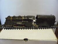 TRAIN échelle O LOCOMOTIVE  JEP 120 CHOCOLAT 1938 LIRE LA DESCRIPTION