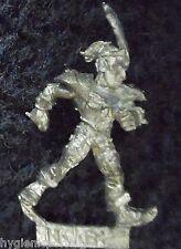 1988 DARK ELF BLOODBOWL 2e édition KICKER 17 citadelle BB106 équipe Fantasy elfes
