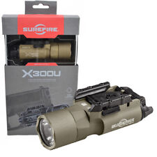 Surefire X300-A Ultra 1000 Lumen Led WeaponLight Rail-Lock Mounting System (Tan)