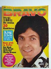 Bravo 46 vom 9.11.1970 - Deep Purple / Elvis Presley / Roy Black A3 Poster (479)