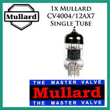New 1x Mullard 12AX7 / CV4004 | One / Single Preamp Tube | Reissue
