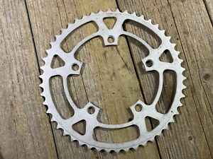 BIKE BICYCLE VUELTA CRANKSET CHAINRING 50T 110mm BCD 5 ARM USA T6 ALLOY NOS