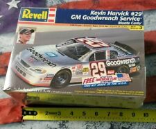 REVELL 2002 1:24 Scal kevin harvick #29 GM goodwrench service monte carlo 852396