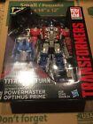Transformers Titans Return Powermaster Optimus Prime 🇺🇸