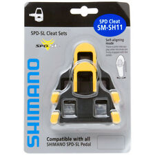 New Packaged Set Shimano SM SH-11 SPD-SL Road Bike Cleats – For SPD SL Pedals