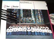 RARE PRIVATE BOYS CHOIR LP The Choir of Parish Church St. George CATHOLIC CANADA