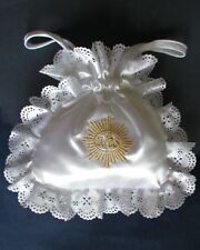 Girls First Communion White Bags Torebka Komunijna