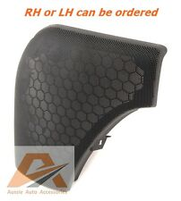 HOLDEN COMMODORE VT VU VX VY AND VZ SIDE FRONT DOOR SPEAKER PLASTIC COVER / VENT