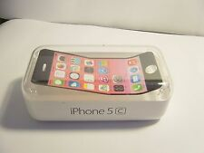 Apple iPhone 5C - Plastic Case - No Accessories, No Phone **EMPTY BOX ONLY**