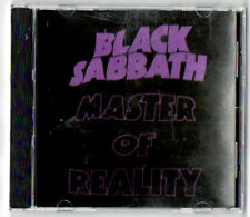 BLACK SABBATH MASTER OF REALITY GERMAN IMPORT