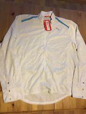 Men's Puma Jacket Coat Fleece Hoodie Large