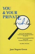 B00071LN7G You & your private I: Personality and the written self-image