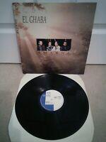 Amarna – El Ghaba Vinile 30.5cm LP Algerino Rai Musica Francese Premere 1989