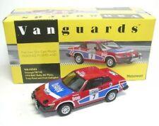 Triumph Tr7 V8 #7 Pond/gallagher 4eme RAC 1978 Vanguards 1/43