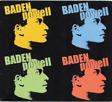 BADEN POWELL * 16-page Booklet with Biography & Discography - CD size