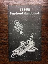STS-52 NASA RELEASED REFERENCE / PAYLOAD HANDBOOK
