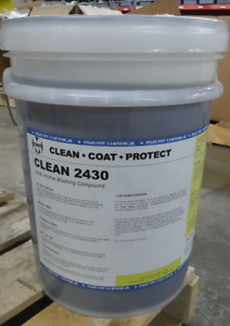 Master Fluid Solutions CLEAN 2430 Near-neutral Washing Compound 5 Gallon (STK)