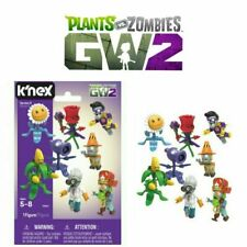 K'NEX Plants Vs. Zombies Gw2 Series 5 Sunflower Figure