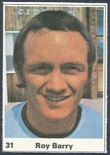 MARSHALL CAVENDISH TOP TEAMS 1971- #031-COVENTRY CITY-ROY BARRY