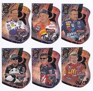 ^1998 VIP NASCAR COUNTRY DIE-CUT #NC4 Dale Jarrett BV$12!! VERY SCARCE!