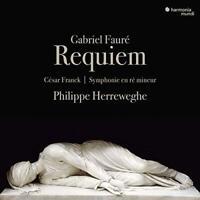 Philippe Herreweghe Orch Des Champs-Elysees - Gabriel Fauré: Requiem/Cé (NEW CD)