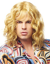 Model Dude Adult Men'S 1970'S Long Blonde Beach Waves Costume Wig