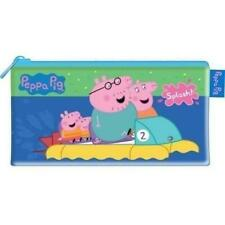 Large Peppa Pig And Family Stationery Zip Up Pencil Case - STRICTLY LIMITED