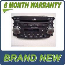 NEW 07 08 ACURA TL Radio Stereo 6 Disc Changer CD Tape Player DVD 1SB0 OEM