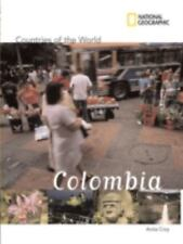 National Geographic Countries of the World: Colombia Croy, Anita Library Bindin