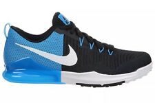 Nike Zoom Train Action Shoe Size 10.5 Blue Glow New In Box (box top missing)