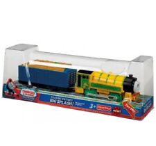 Talking Victor's Big Splash- Motorized Engine /Trackmaster - Thomas & Friends