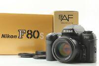 [Top Mint in Box] Nikon F80S 35mm SLR + AF Nikkor 50mm f/1.4 Lens Japan #700