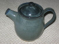 GENERATION POTTERY  --  HAND THROWN TEAPOT