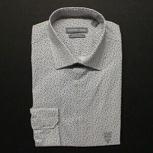 Men's Geoffrey Beene Extra-Slim Fit Stretch Flex Dress Shirt - M, 15-15.5, 32/33