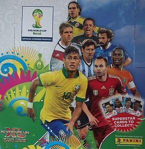 PANINI ADRENALYN XL FIFA World Cup BRAZIL 2014  CHOOSE PICK TEAM BASE CARDS