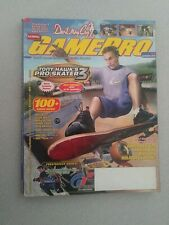**NICE w/INSERTS ATTACHED!!! Gamepro Magazine # 158 November 2001 Silent Hill 2