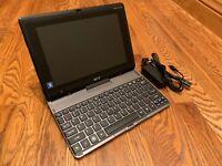 Acer Iconia W500P-BZ841 2GB RAM, 32GB SSD, Wi-Fi, 10.1in - Black Touchscreen Tab