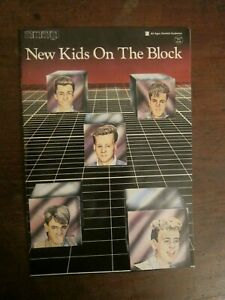 New Kids on the Block #1 - Kidz Comics - first printing - You know you want it!