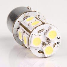 Car 13 SMD 5050 LED White 1156 BA15S 1141 3497 Bulbs Turn Signal Tail Light NEW