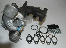 Turbolader Audi A3 VW Passat Caddy Touran 1.9TDI 105PS mit DPF 03G253019K BLS
