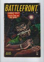 BATTLEFRONT #11 ATLAS GOLDEN AGE WAR COMIC BOOK