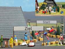 Busch 1159 Seifenkisten Rennen Seifenkiste Rennstrecke Bausatz H0 1:87 Neu