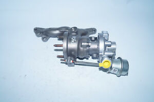 Turbolader generalüberholt Smart 0.8 0,8 cdi 799ccm 33kW 45PS DPF A6600901280